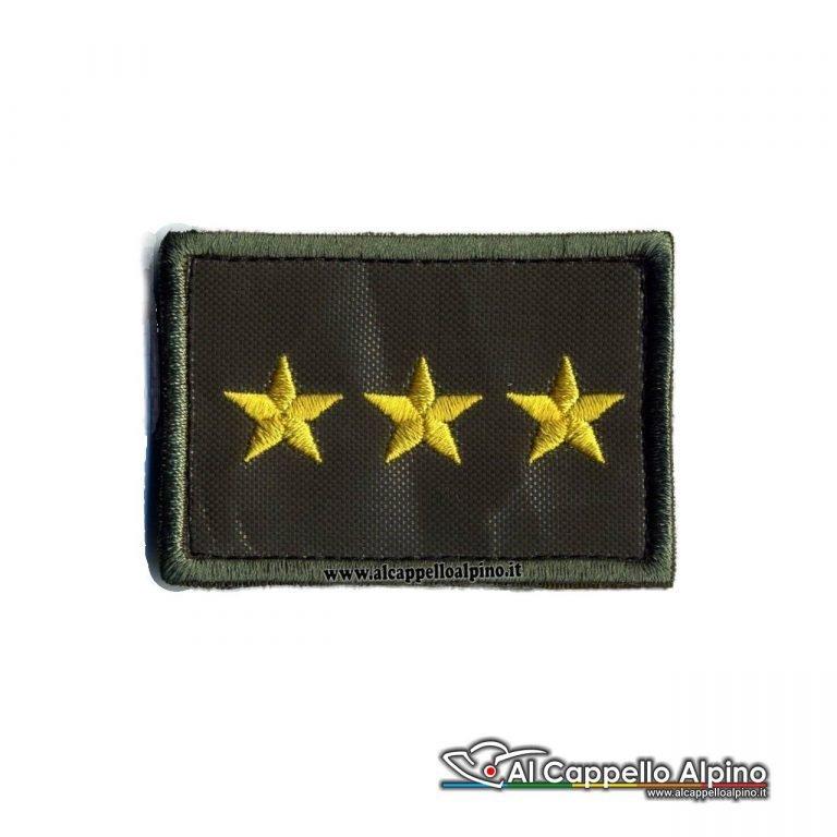 Grei0021 Grado Capitano Esercito Italiano Scratch Od Alta Visibilita