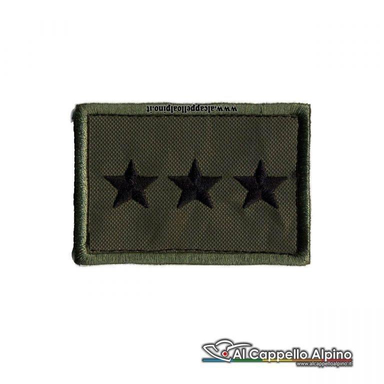 Grei0021 Grado Capitano Esercito Italiano Scratch Od Bassa Visibilita