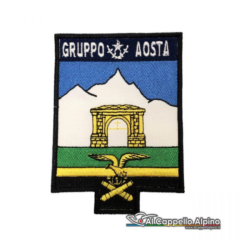 Topea0037 Toppa Gruppo Aosta