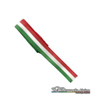 Nas0003 Nastro Tricolore 2.5cm