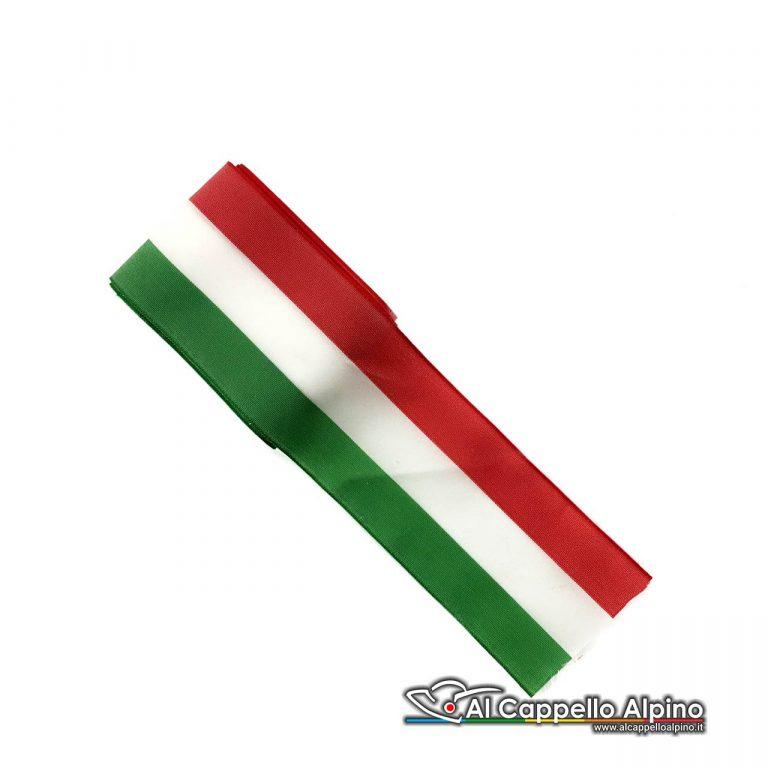 Nas0005 Nastro Tricolore 5cm