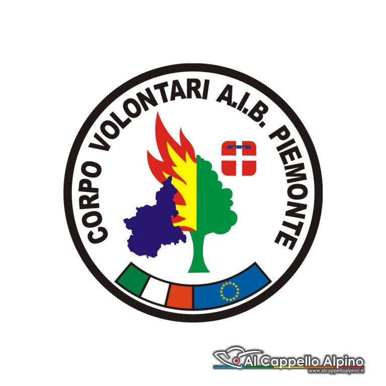 Adaib0001 Adesivo Aib Piemonte Esterno