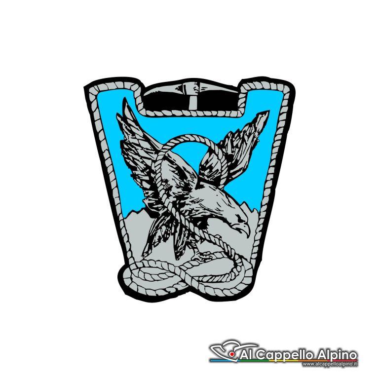 Adalp0009 Adesivo 2 Reggimento Alpini Interno