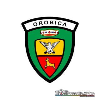 Adalp9005 Adesivo Brigata Orobica Esterno