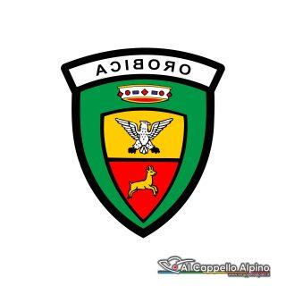 Adalp9005 Adesivo Brigata Orobica Interno