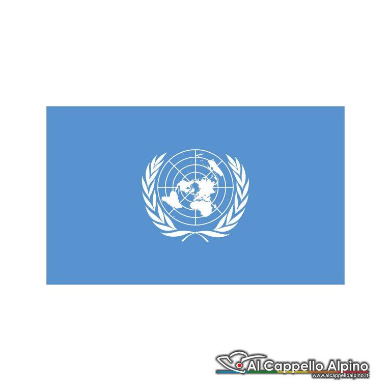 Adban0004 Adesivo Bandiera Onu Esterno