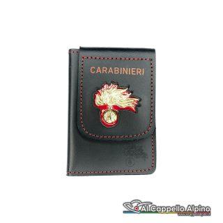 1WD/00-Portatessera portafoglio Carabinieri (Oro)