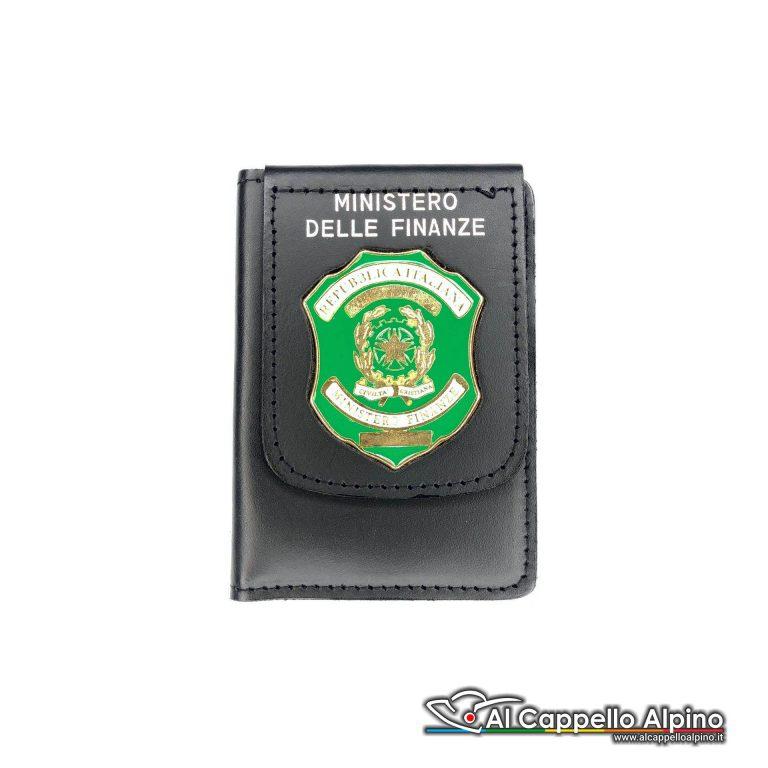 1WD/107-Portatessera portafoglio Ministero delle Finanze
