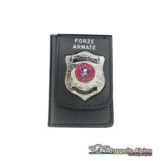 1WD/118-Portatessera portafoglio Forze Armate