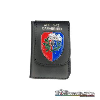 1WD/125-Portatessera portafoglio Associazione Nazionale Carabinieri
