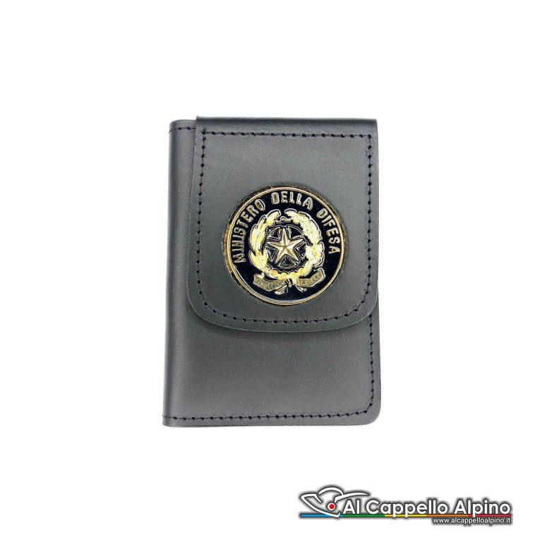 1WD/84-Portatessera portafoglio Ministero della Difesa