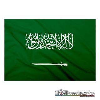 Bandiera Arabia Saudita In Poliestere Leggero