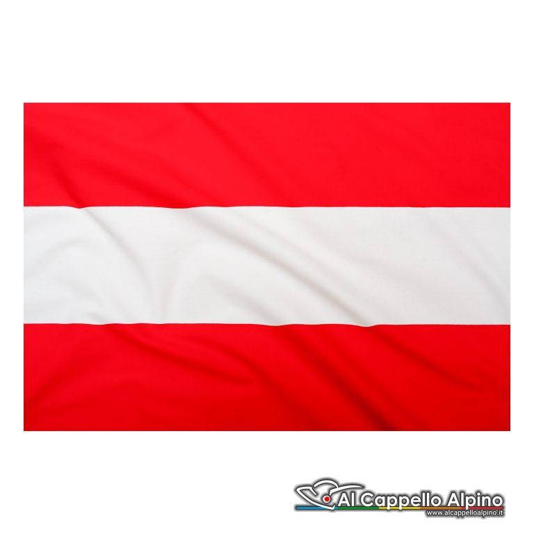 Bandiera Austria realizzata in poliestere leggero