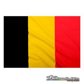 Bandiera Belgio realizzata in poliestere leggero
