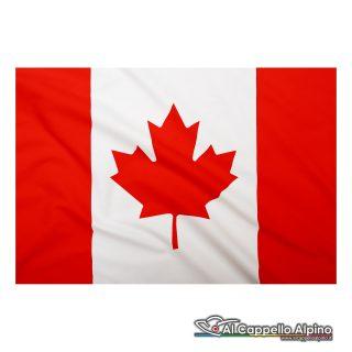 Bandiera Canada realizzata in poliestere leggero
