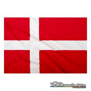 Bandiera Danimarca realizzata in poliestere leggero