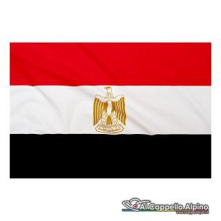 Bandiera Egitto realizzata in poliestere leggero
