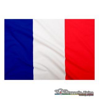 Bandiera Francia realizzata in poliestere leggero