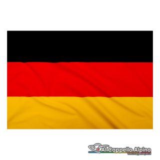 Bandiera Germania realizzata in poliestere leggero