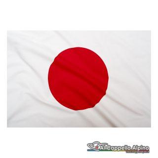Bandiera Giappone realizzata in poliestere leggero