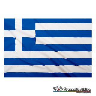 Bandiera Grecia realizzata in poliestere leggero