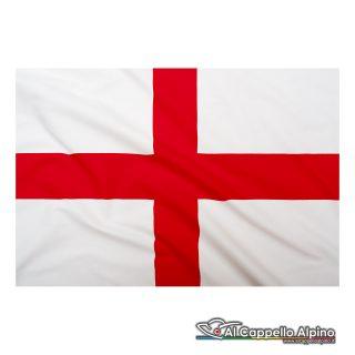 Bandiera Inghilterra realizzata in poliestere leggero