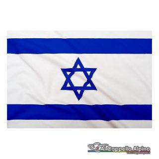 Bandiera Israele realizzata in poliestere leggero