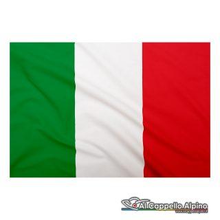 Bandiera italiana realizzata in poliestere leggero