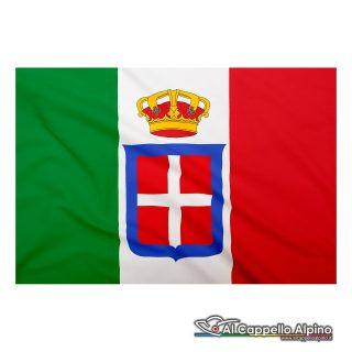 Bandiera Italia Reale Sabauda In Poliestere Leggero