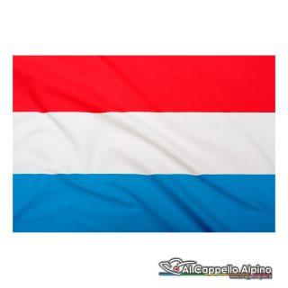 Bandiera Lussemburgo realizzata in poliestere leggero