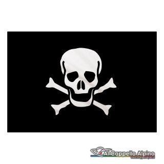 Bandiera Pirati realizzata in poliestere leggero