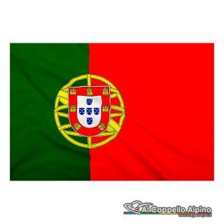 Bandiera Portogallo realizzata in poliestere leggero