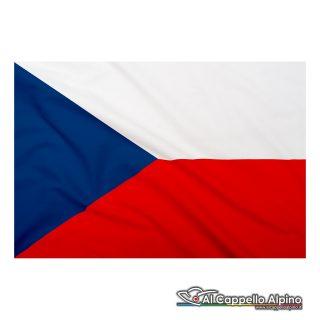 Bandiera Repubblica Ceca In Poliestere Leggero