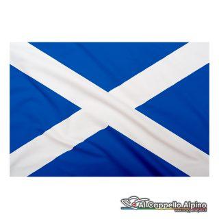 Bandiera Scozia realizzata in poliestere leggero