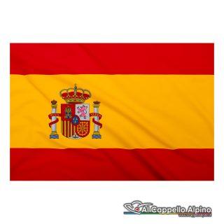 Bandiera Spagna realizzata in poliestere leggero
