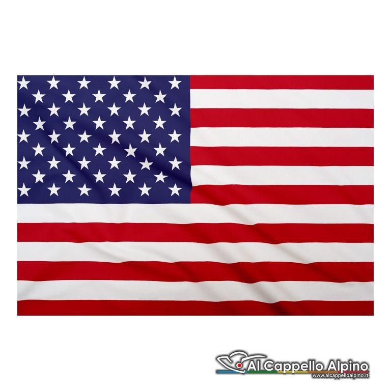 Bandiera Stati Uniti In Poliestere Leggero