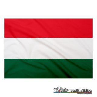 Bandiera Ungheria realizzata in poliestere leggero