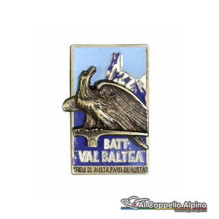 127 2 Distintivo Battaglione Alpini Val Baltea Anteguerra 1940