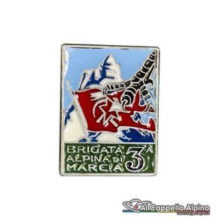 42 15 Distintivo Iii Brigata Alpina Di Marcia Anteguerra 1942