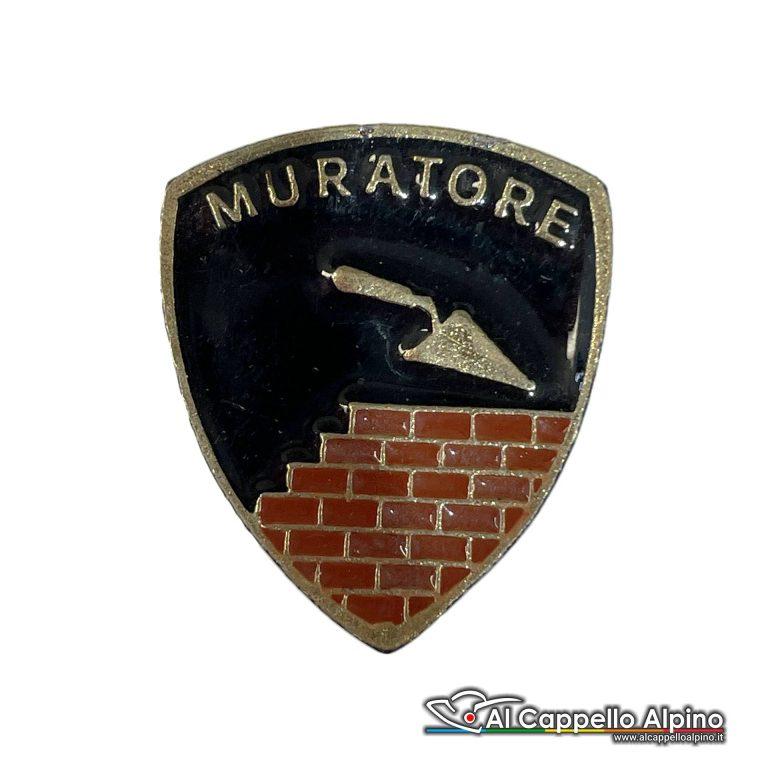 Sp5037 Distintivo Specialita Muratore